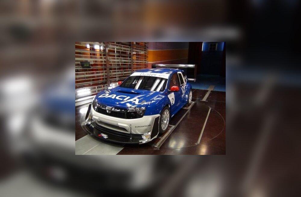 Dacia Duster Pikes Peak versioon 2