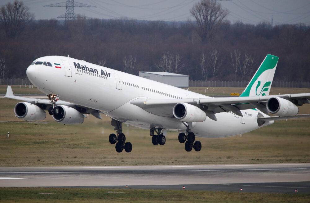 Германия закрыла аэропорты для авиакомпании Ирана