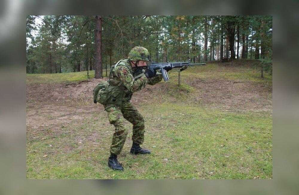 Sõduri kolm oskust ehk ülevaade laskeväljaõppe olevikust ja tulevikust