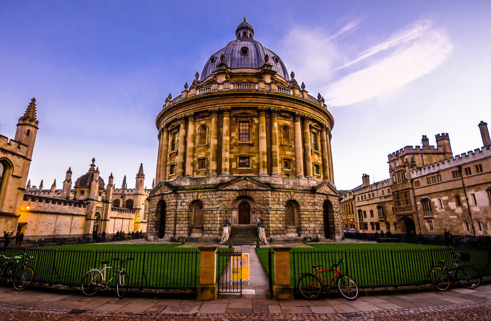 Их причуды, или Как не ударить в грязь лицом в Оксфорде