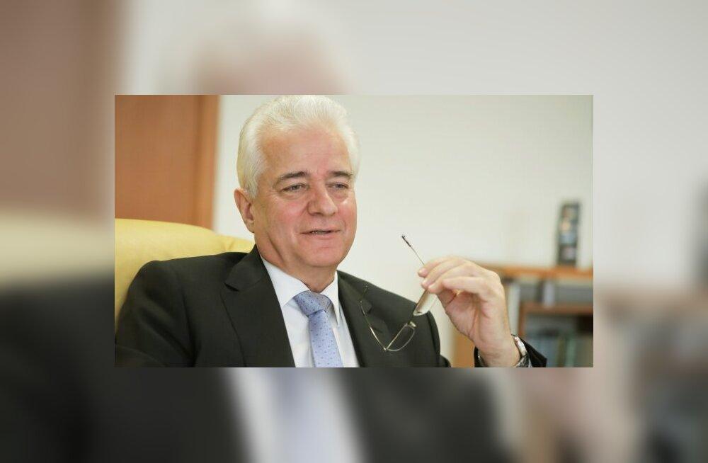 Lukašenka vallandas Valgevene suursaadiku Lätis ja võttis talt diplomaatilise auastme