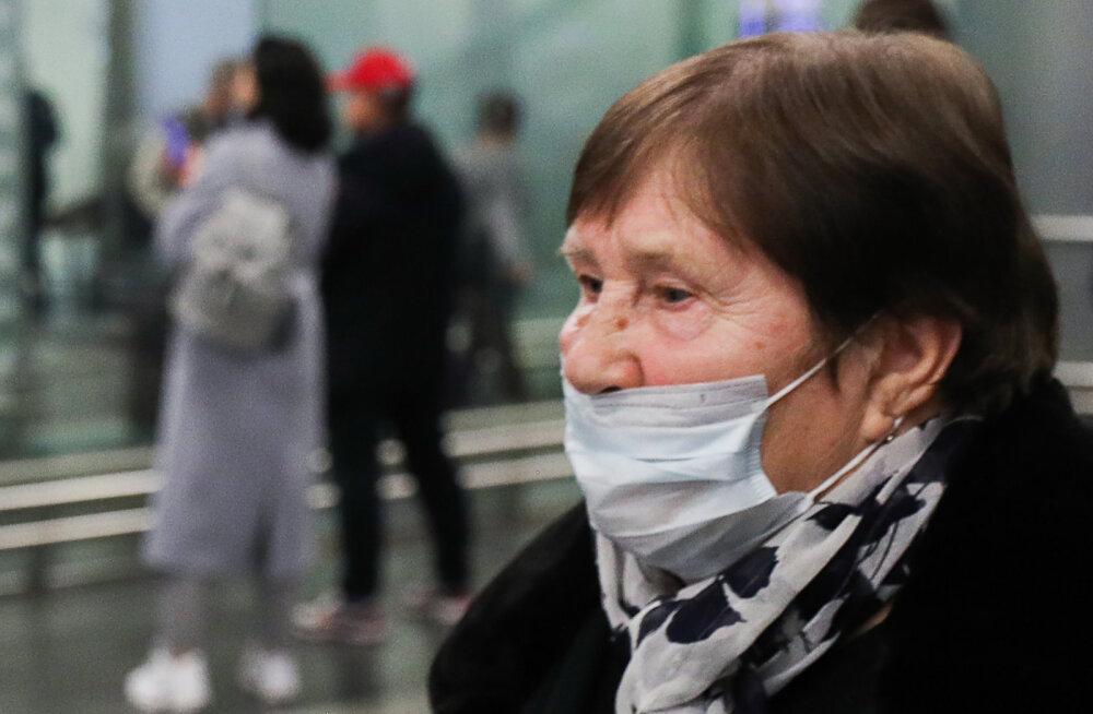 Moskva enese isoleerimise korralduse alla kuulub 1,8 miljonit eakat inimest