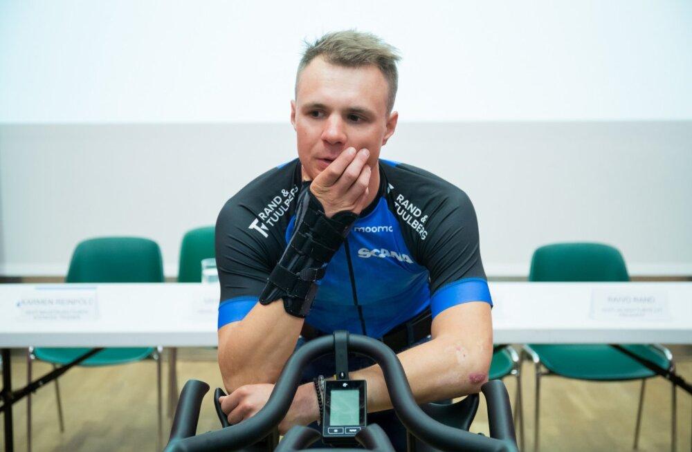 Jalgrattaliidu pressikonverents