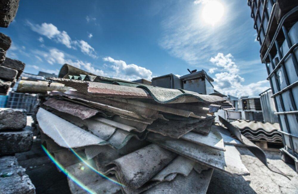 Keskkonnaamet koristas tänavu ca 260 tonni jäätmeid