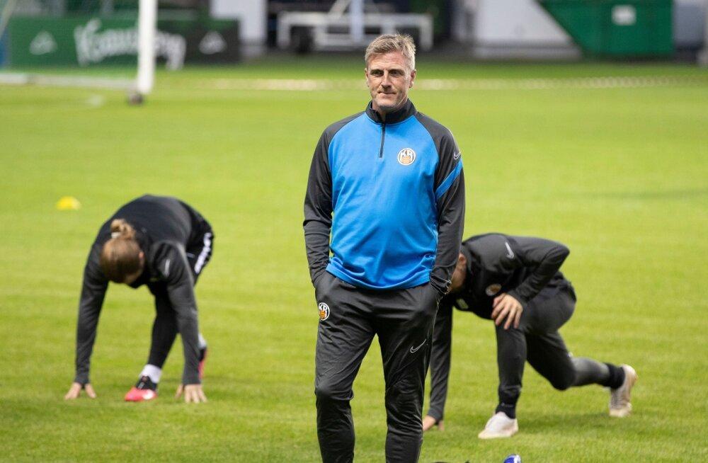 KR Reykjaviki treening 16.09.2020