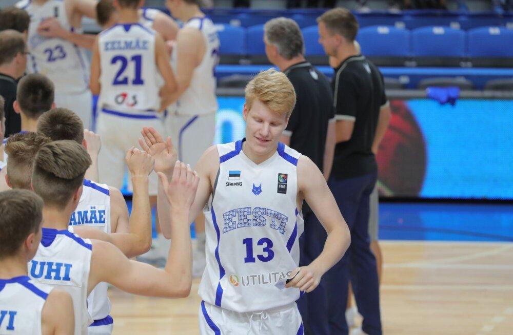 Korvpalli U18 EM