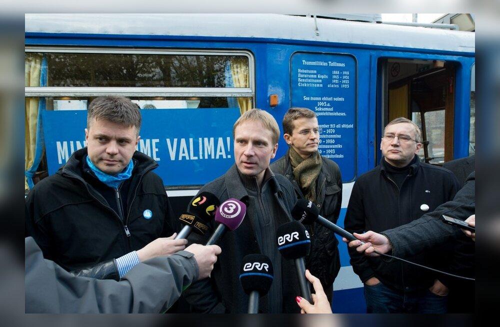 IRL-i pressikonverents