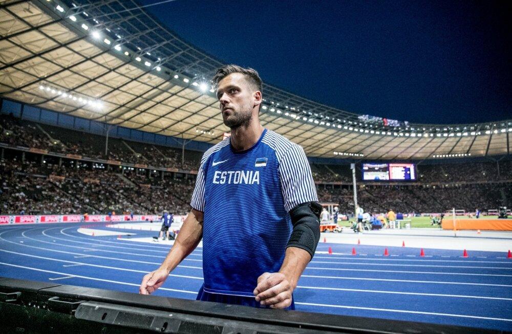 Magnus Kirt Berliini EM-il
