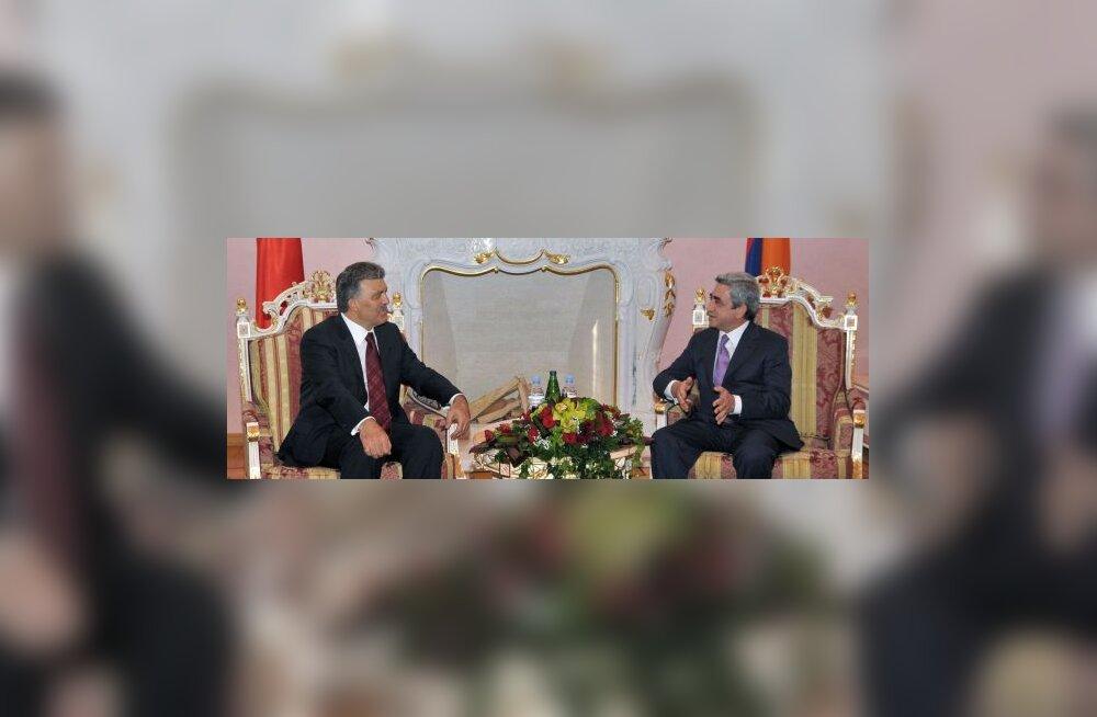 Türgi ja Armeenia on lähedal suhete taastamisele