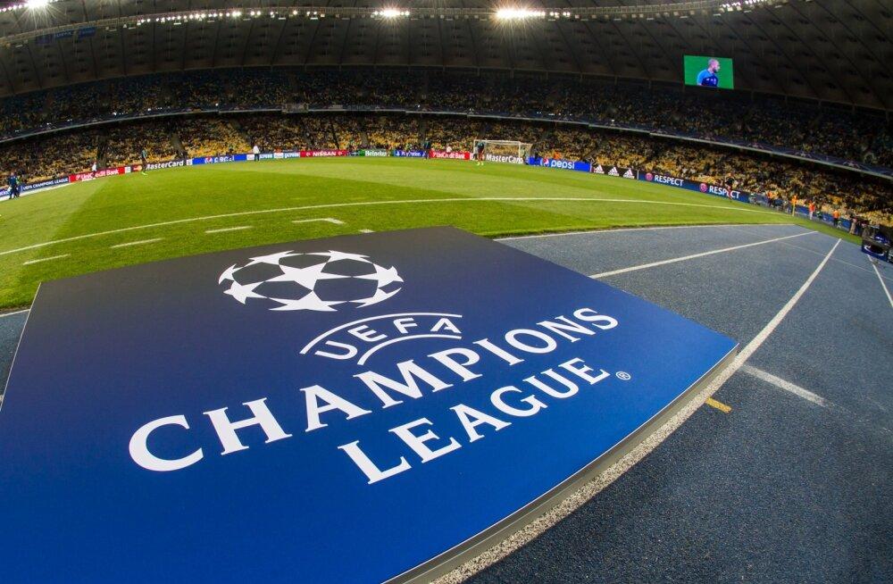 Jälle Bayern – Arsenal ja Barcelona – PSG