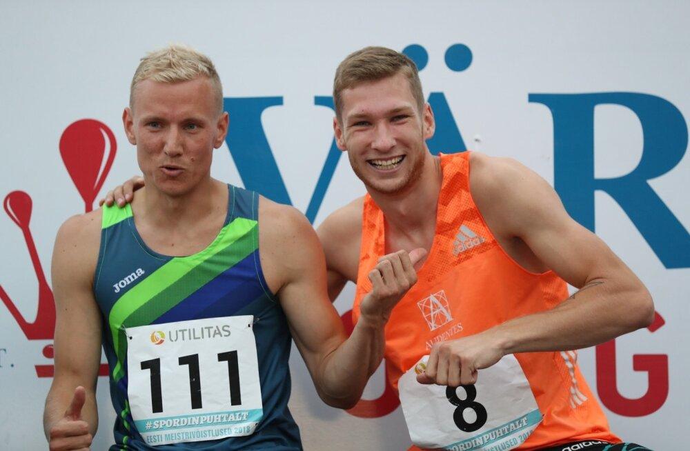 101. Kergejõustiku Eesti meistrivõistlused