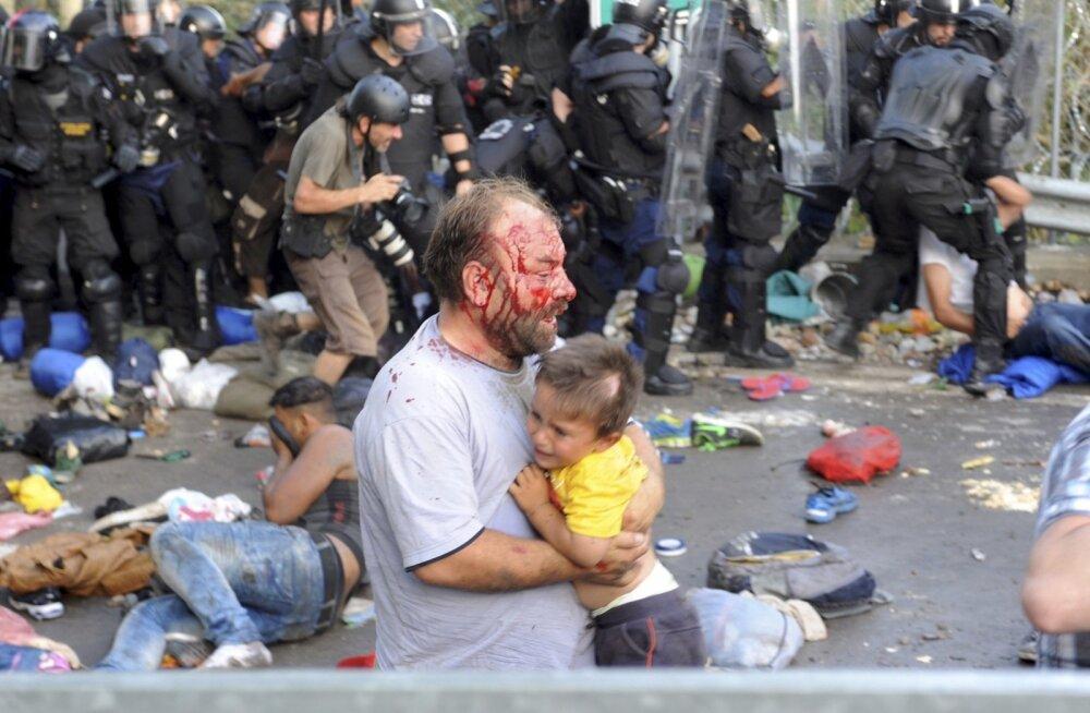 ÜRO esindajad on Ungari tegevusest põgenike vastu šokeeritud