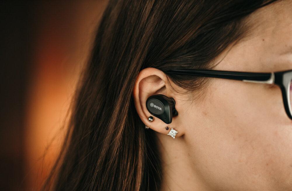 TEST | Boya BY-AP1 juhtmeta kõrvaklappide hinna ja kvaliteedi suhe veab suu naerule