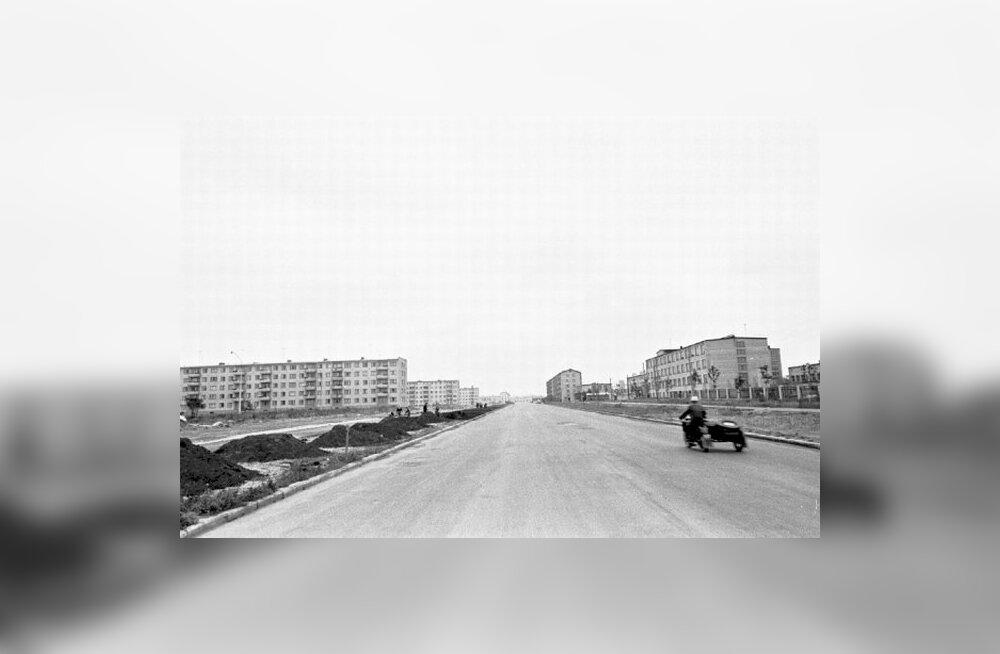 Jaak Juskega kadunud Eestit avastamas | Sõle tänava lugu: kuidas prügimäele rajati kommunismi isa nimeline puiestee