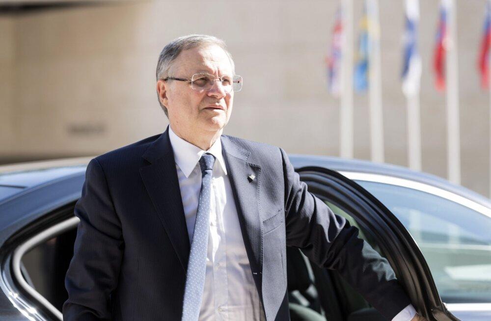 Kes on see töönarkomaanist soomlane, kellest võib saada Euroopa panganduse number üks mees?
