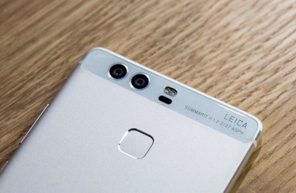 Huawei uus tipptelefon P9 rõhub Leica läätsedega kaamerale