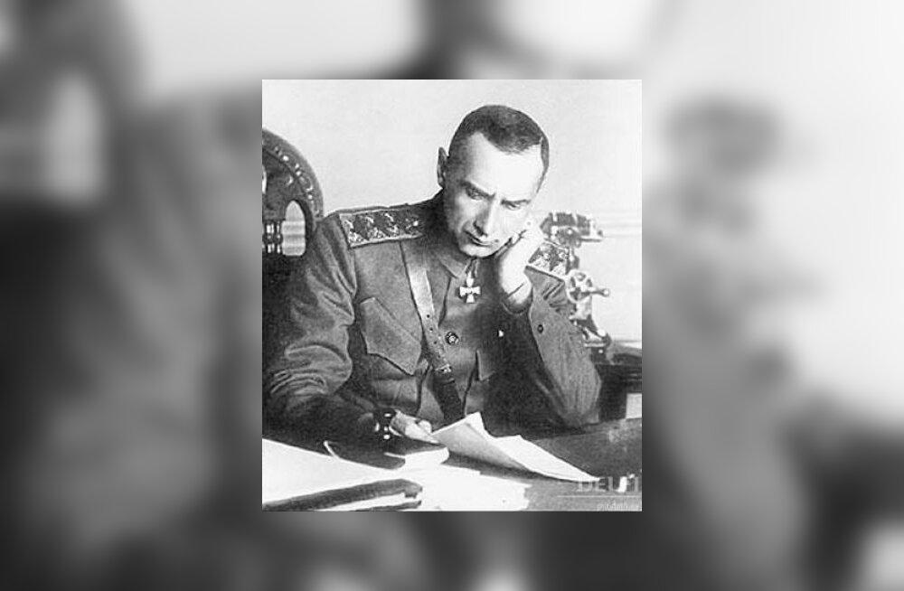 Admiral Koltšaki auks avatakse mälestustahvel