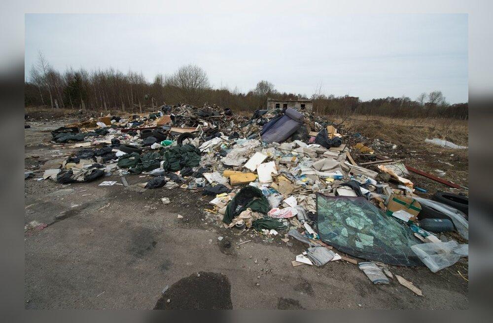 Mida teha suvise remondi käigus tekkinud ehitusjäätmetega?