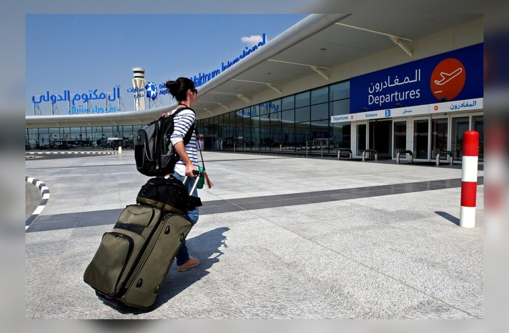 Mideast Emirates New Airport