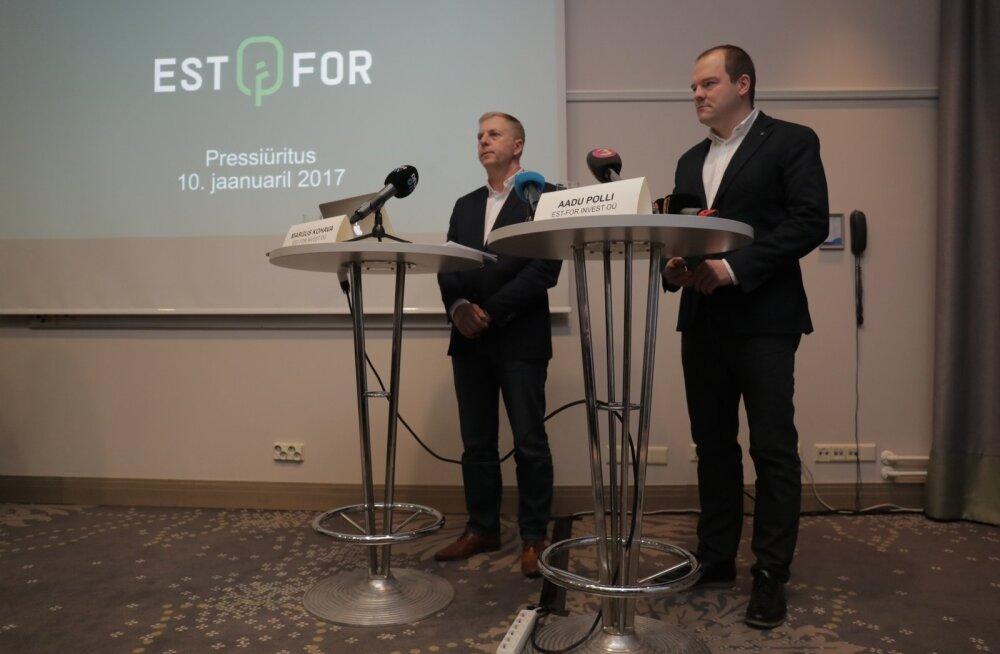 Miljarditehase rajajad: ehitame tehase Tartu- või Viljandimaale
