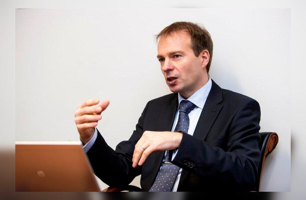 Главой Eesti Energia стал Хандо Суттер