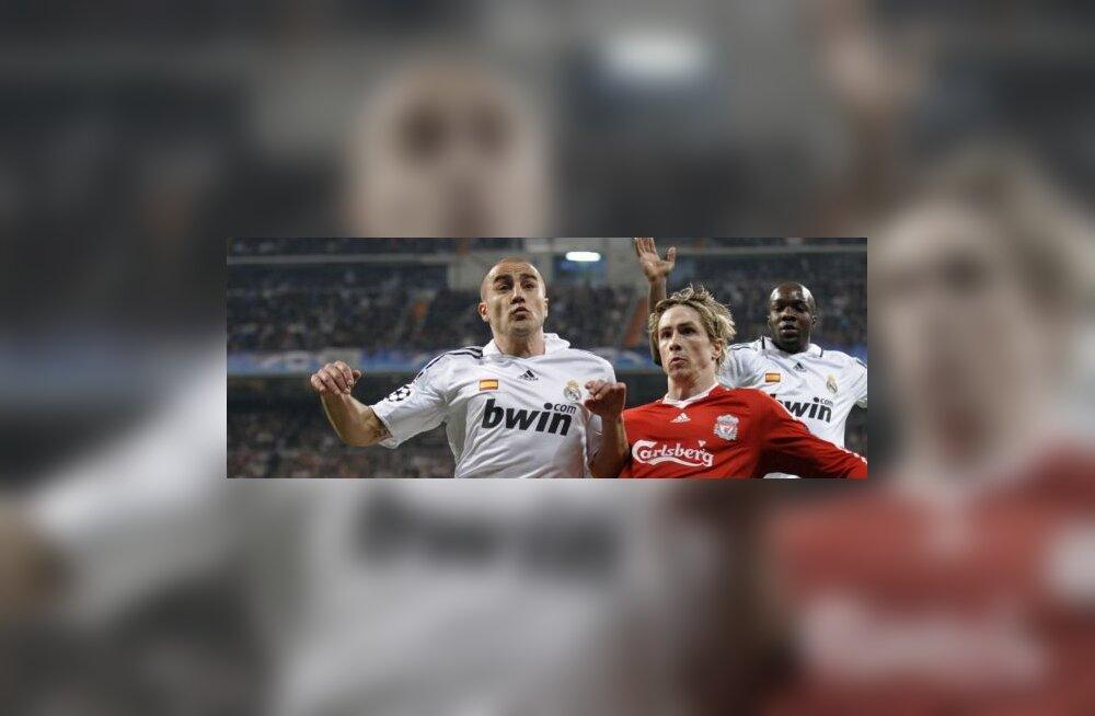 Fernando Torres ja Fabio Cannavaro