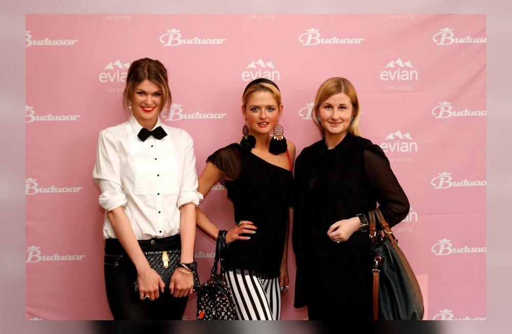 Buduaar Fashion Night.. Evianiga rinnavähi vastu