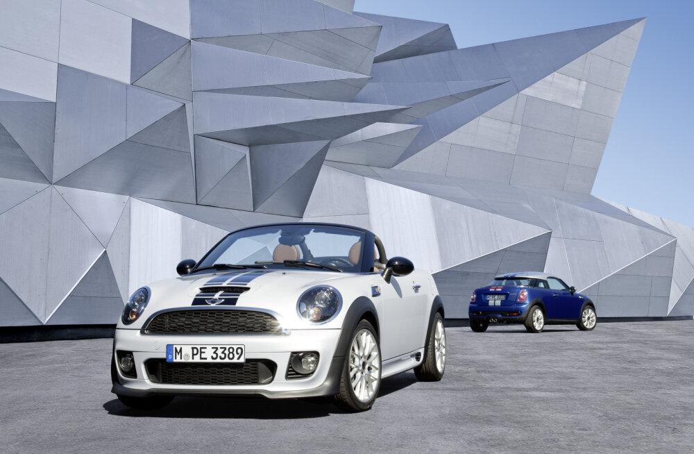 Hüvasti – uued Minid sõidki Coupe ja Roadsteri turult välja