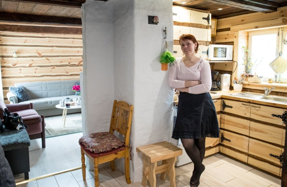 Terje Marie Vihuri kaks tööd täiendavad teineteist. Tallinnas õpitut võib rakendada Karuvillas, kus saab ka uusi ideid praktikas järele proovida.