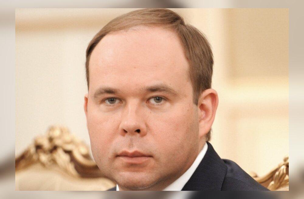 Путин назначил Антона Вайно заместителем руководителя администрации президента РФ