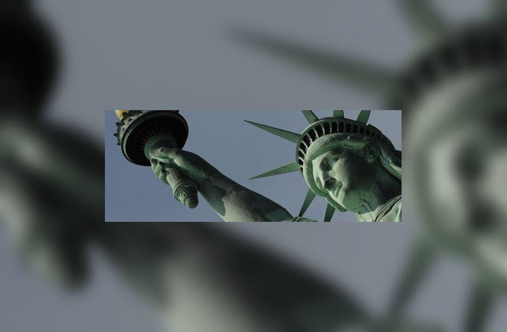 Vabaduse sammas, vabadussammas, USA, New York