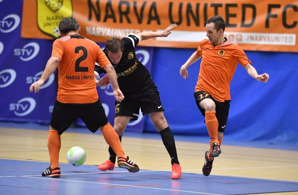 Superkarikas: Narva United - Augur Enemat (28.10.2017)