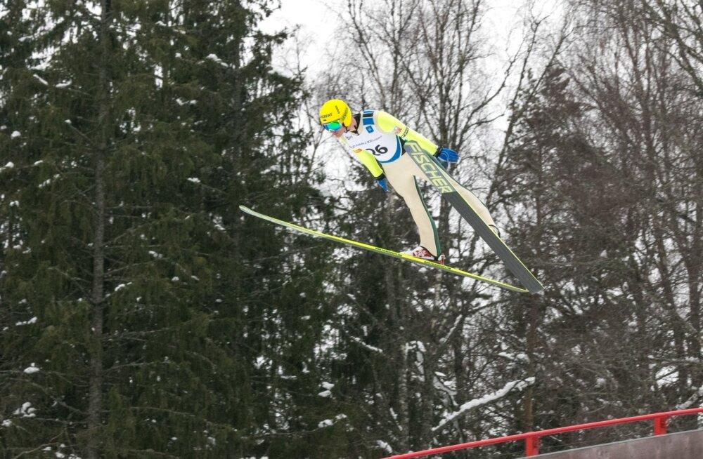 Asjatundjate arvates on Kaarel Nurmsalu samal tasemel kui kaks aastat tagasi, mil suure spordiga lõpparve tegi.