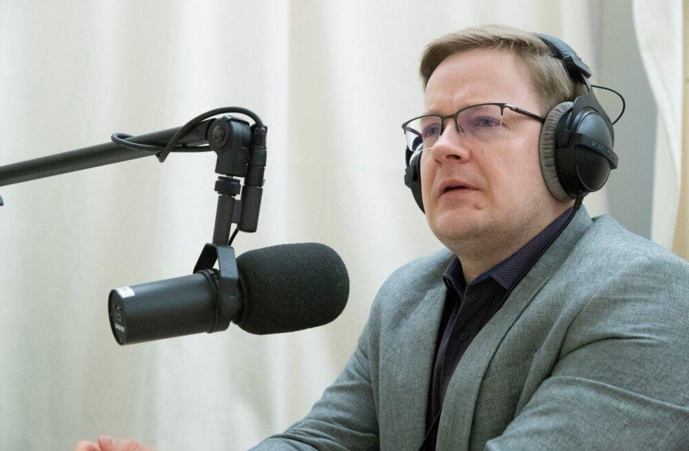 Raimo Poomi podcast