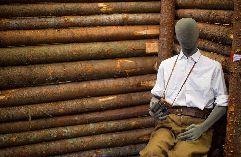Metsavendade punker endises okupatsioonide muuseumis