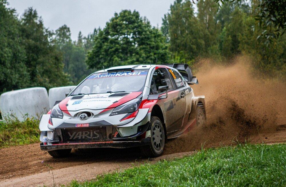 Rally Estonia 2020 SS13 ja SS15