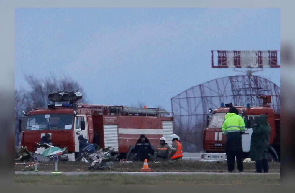 Lennukompanii Tatarstan: purunenud lennuki tehnilise seisundi kohta polnud mingeid pretensioone