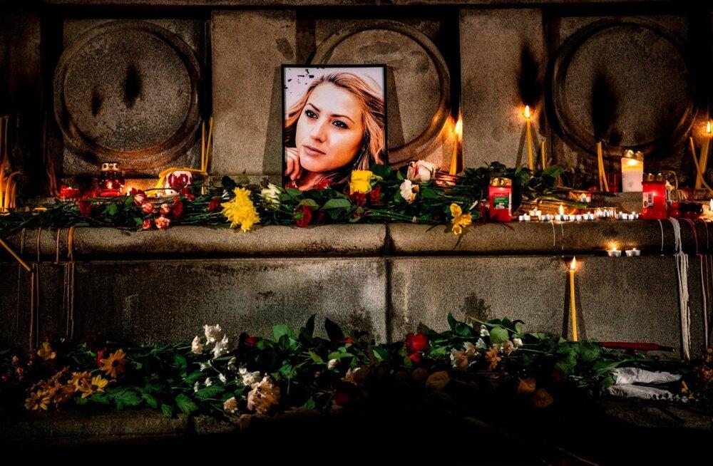 Bulgaaria politsei teatas naisajakirjaniku mõrvas kahtlustatava Rumeenia passiga ukrainlase vahistamisest