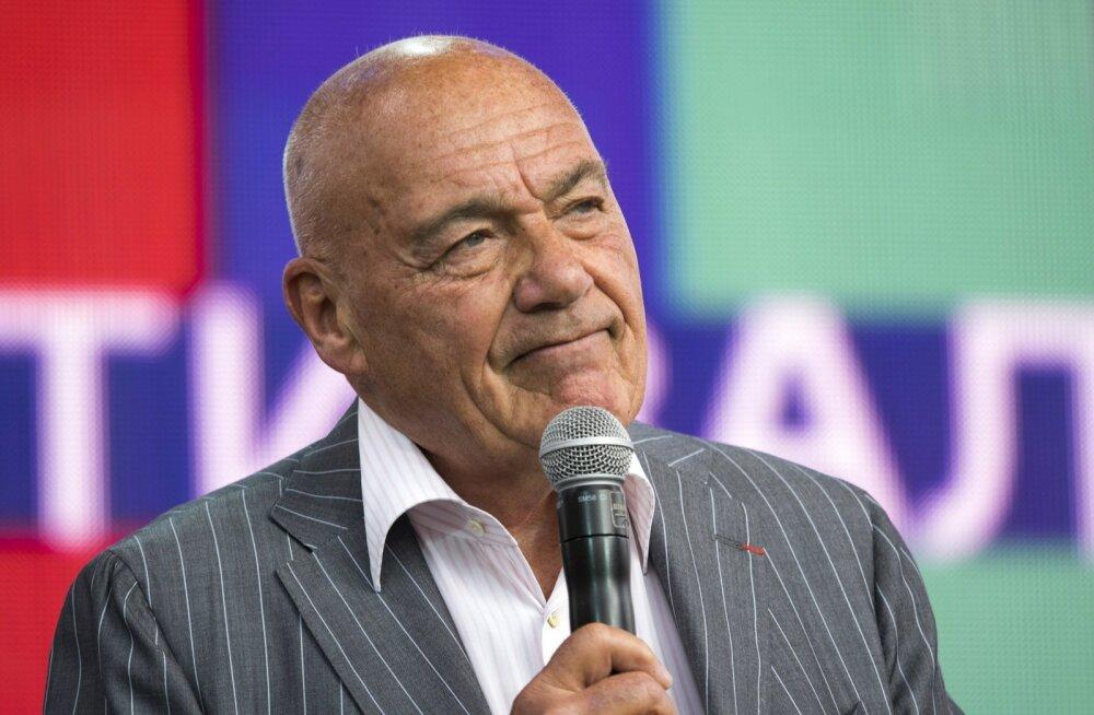 Tuntud Vene ajakirjanik Vladimir Pozner: venelased ei ole Läti põlisrahvas