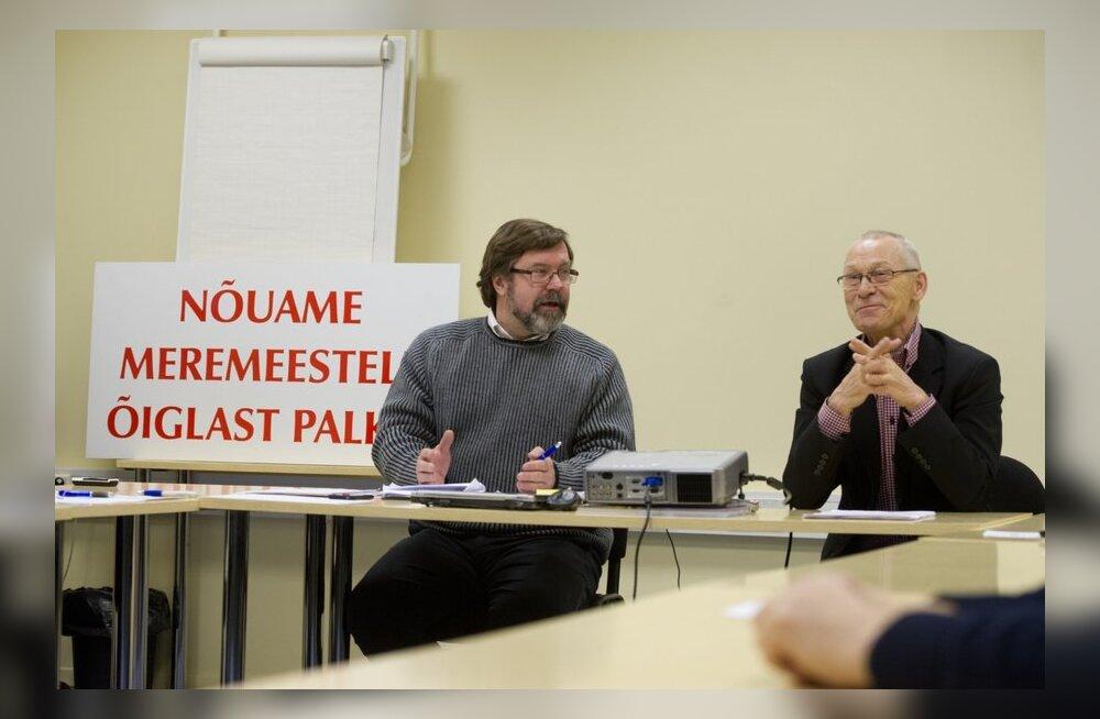 Jüri Lember ja Henn Pärn
