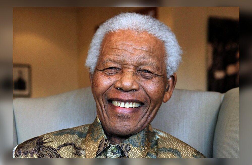 94-aastane Mandela pääses haiglast koju
