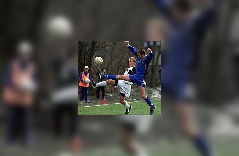 Flora-TVMK jalgpall