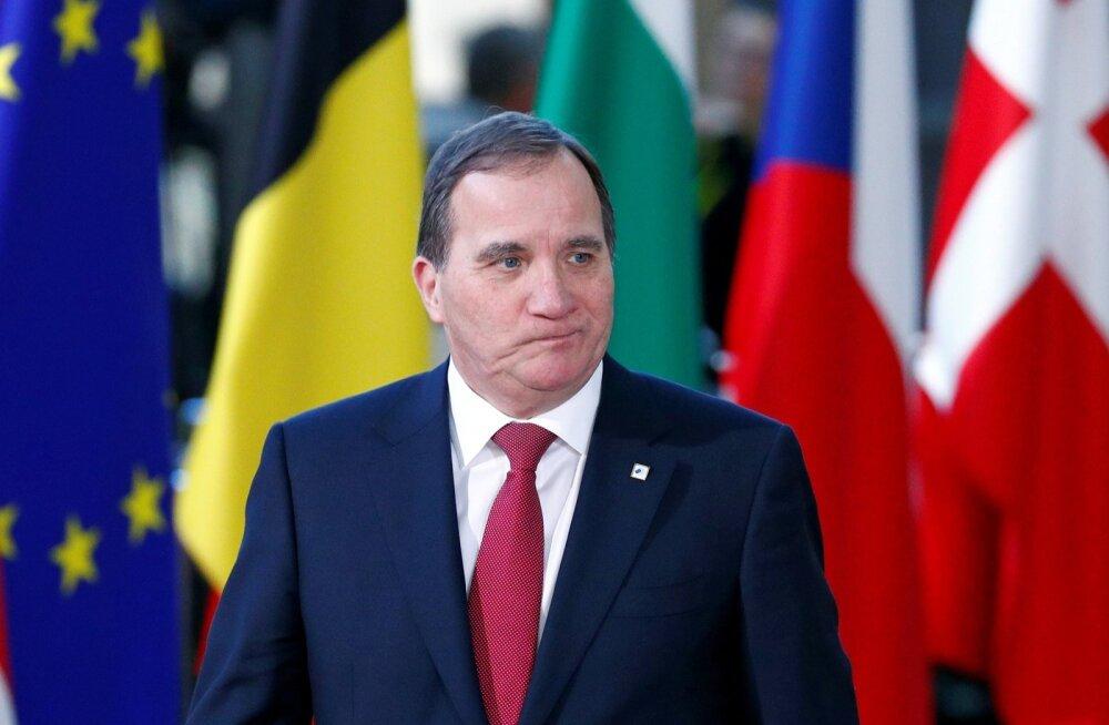 Peaminister Löfven: Rootsi ei aita oma Islamiriigi eest võidelnud kodanikke
