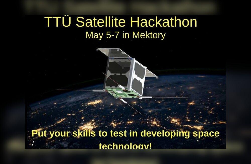 Tule ja pane oma oskused kosmosetehnoloogia arendamisel proovile!