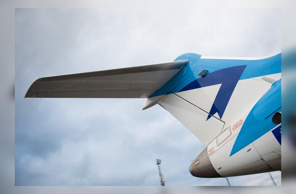 Lennuamet: Estonian Airi muudatused võivad lennuohutust mõjutada