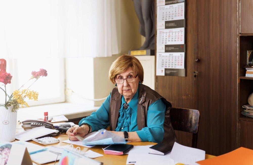 Nina Ivanovna Pavlova (JANA, 2019)