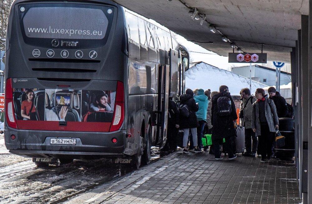 Как петербуржцы покупают билеты в Эстонию в период закрытия границ
