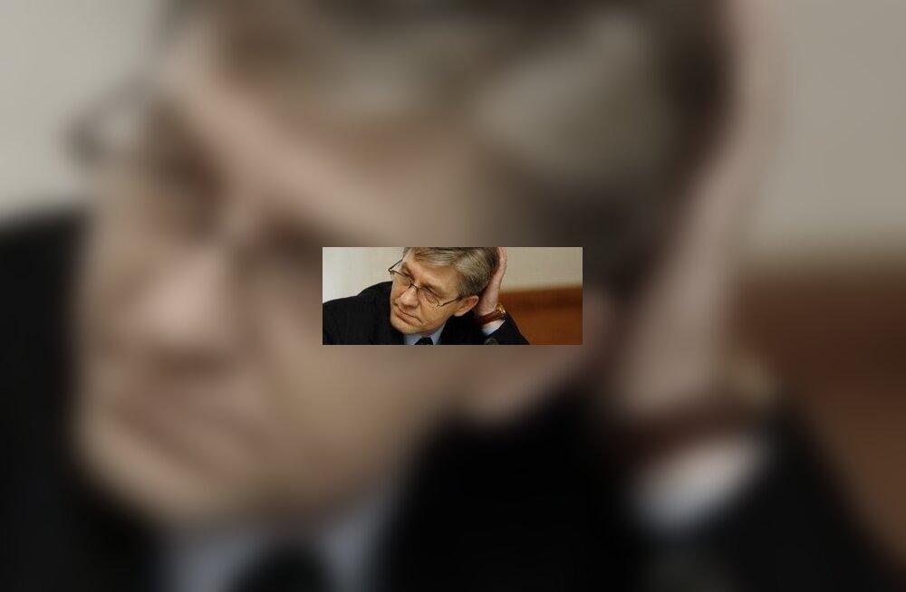 Georg Pelisaar: Langetada tuleb hoopis toiduainete käibemaksu!