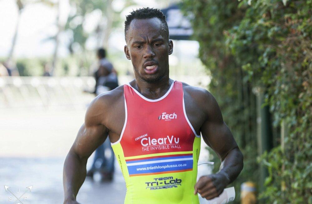 Hirmus vahejuhtum treeningul: Lõuna-Aafrika triatleedil üritati jalgu maha saagida!
