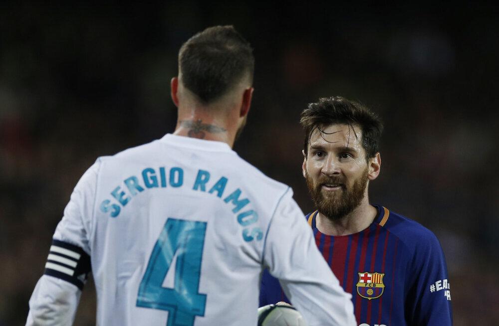 Hispaania jalgpalli kõrgliiga hakkab oma kohtumisi pidama USA pinnal